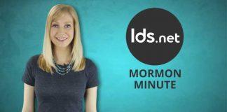 Mormon Minute host