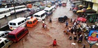 Ghana flood 2015
