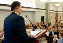 Sacrament meeting talk, LDS