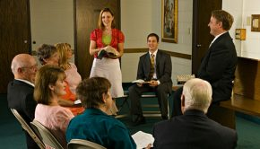 Teaching Sunday School