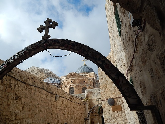 Christian monastery in Jerusalem