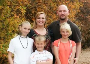 Jennie Johnson family