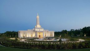 Indianapolis temple
