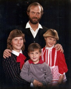 Jennie Johnson's family