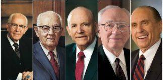 LDS Prophets