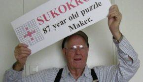 85 year old sudoku