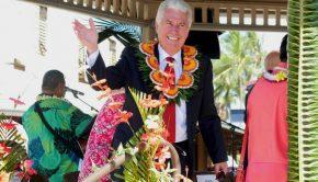 President Uchtdorf, Hawaii