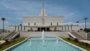 Mexico City LDS temple