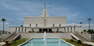 Mexico City LDS temple
