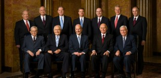 Quorum of the Twelve Apostles, LDS