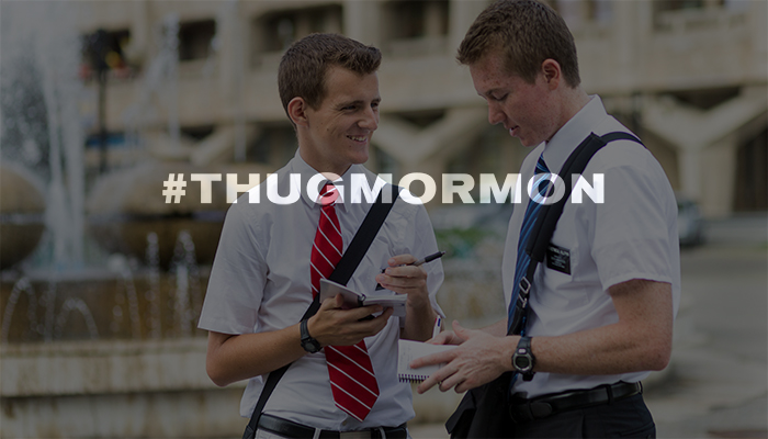 27 More of the Funniest #ThugMormon Tweets