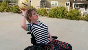 Kendal Levine, LDS missionary recovering