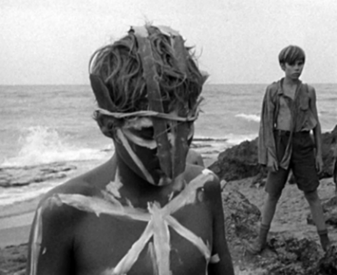 Rack & Ralph from Lord of the Flies 1963, Two Arts Ltd.