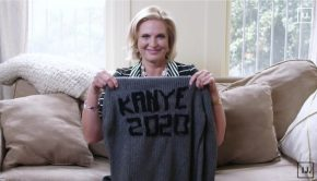 Ann Romney Freakin' Awesome Grandma