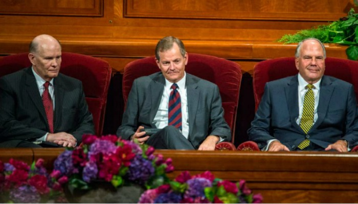 3 new lds apostles called
