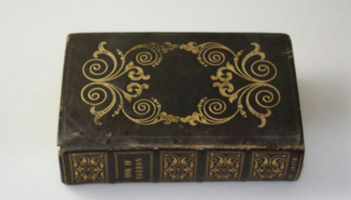 early copy of Book of Mormon