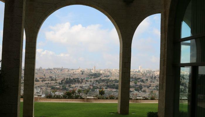 BYU Jerusalem Center view