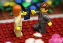 LDS Legos