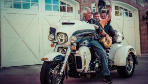 NuSkin Motorcylce