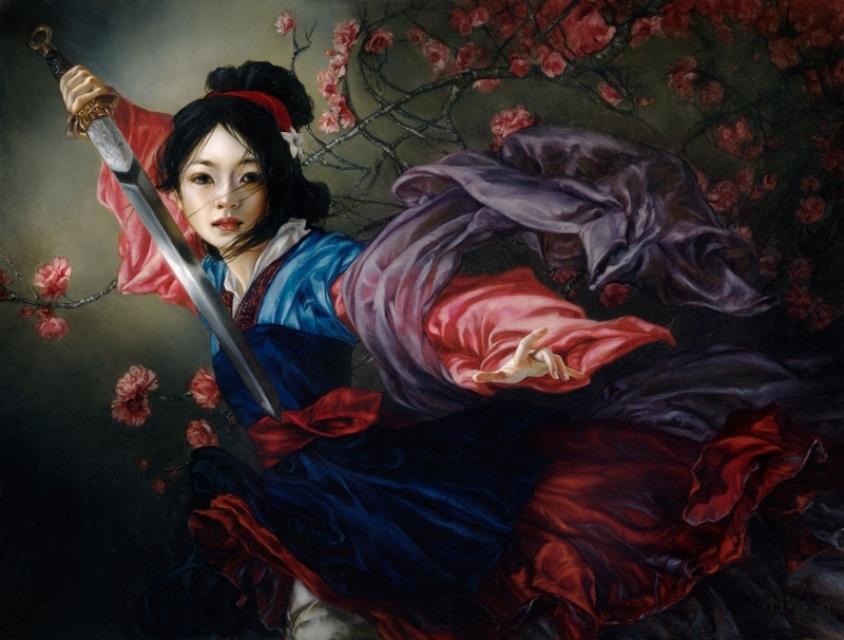 Mulan, Heather Theurer