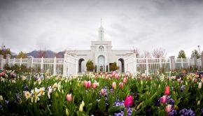 Timpanogos Temple. LDS
