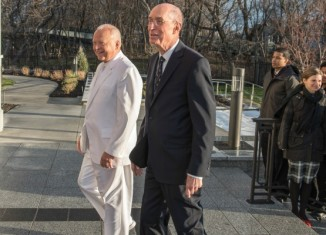 president eyring dedicating montreal temple