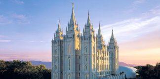 SLC Temple, LDS