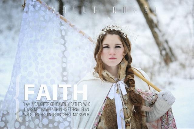 Value Quest Faith
