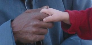 True Muslim story of when a Muslim held the hand of my Christian son