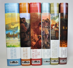 Six volume set of Book of Mormon commentary