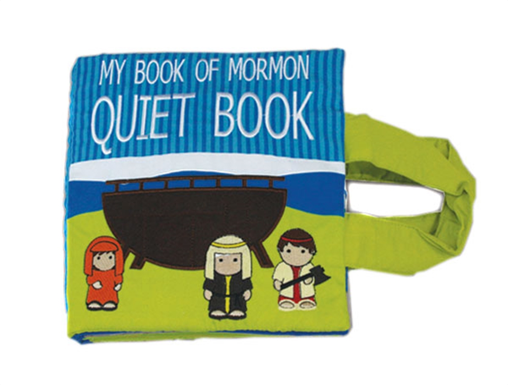 Book of Mormon Quiet Book