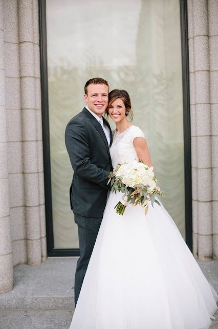 Emily and Taysom Hill wedding