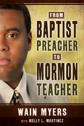 Cover of From Baptist Preacher to Mormon Teacher