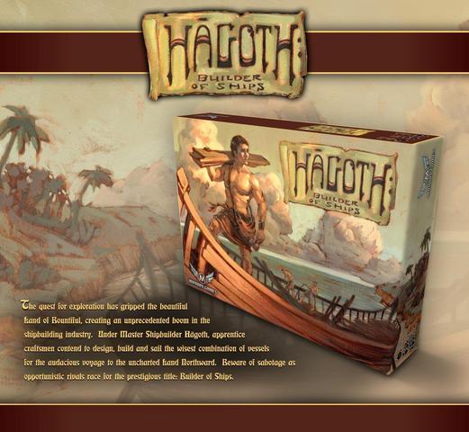 Hagoth Builder of Ships