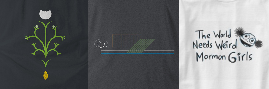 LDS themed T-shirts Christmas Gifts
