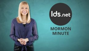 Mormon Minute host