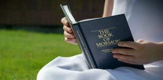 Book of Mormon reading