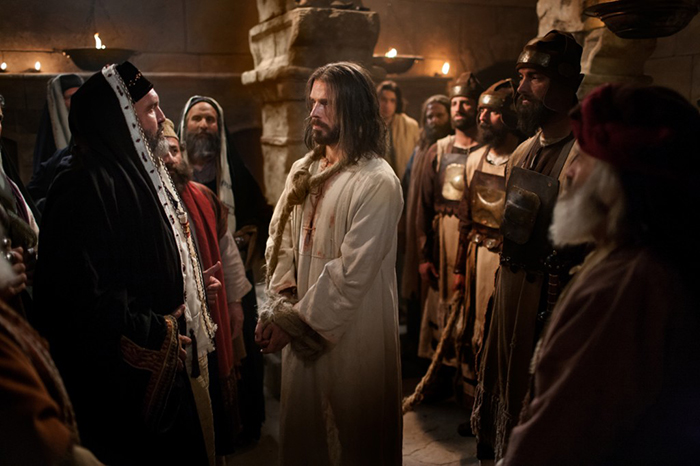Sanhedrin trial of Jesus