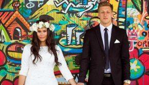 Armstrong Wedding, Haka