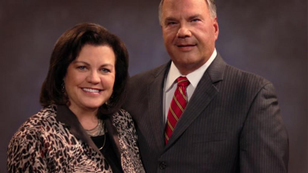 Elder Ronald A. Rasband and Melanie Rasband. Image courtesy of Mormon Channel.