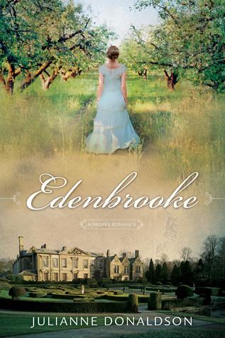 Great teen books like Edenbrooke by Julianne Donaldson