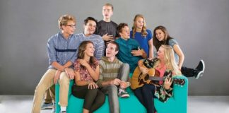 LDS youth performers.