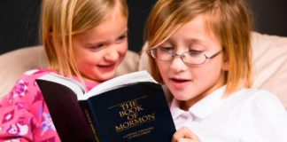 reading Book of Mormon