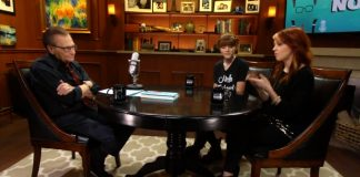 Larry King, Lindsey Stirling