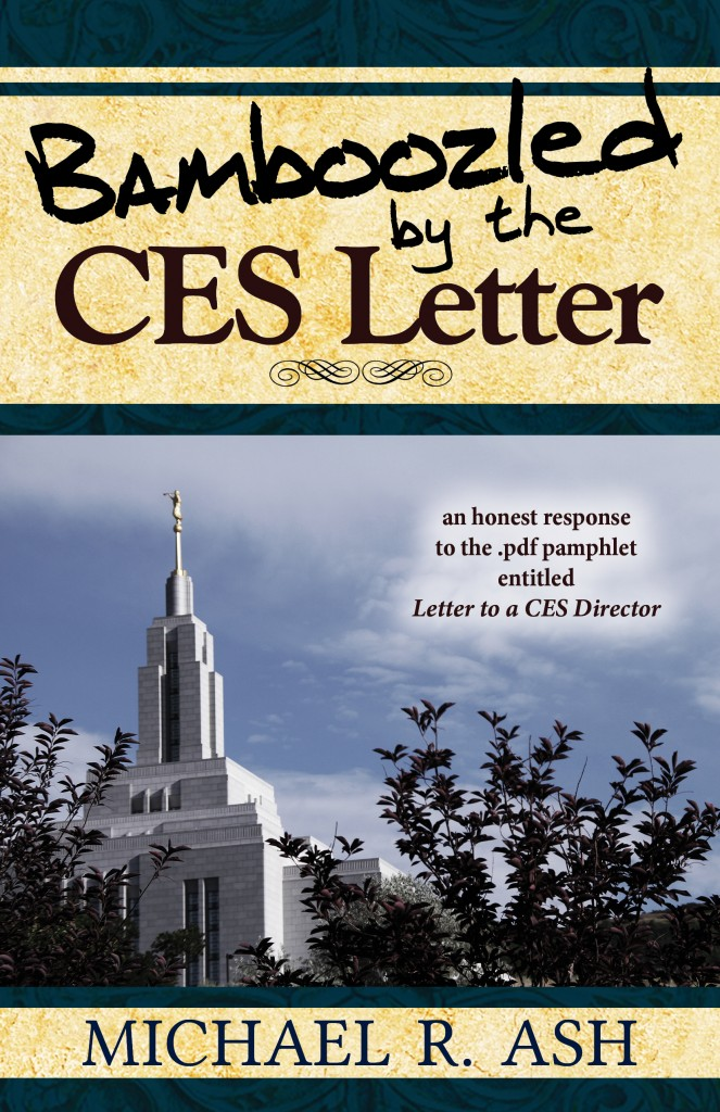 Bamboozled by the CES Letter cover