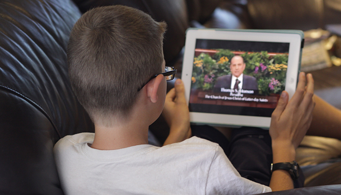 how to get your kids to LOVE general conference
