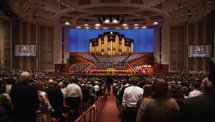 what you didnt know about general conference mormon hub