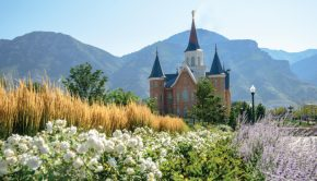 Provo City Center Temple Steven J. Lund