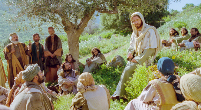 condescension of god through teaching the people