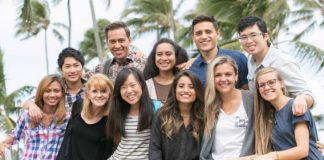 BYU Hawaii students